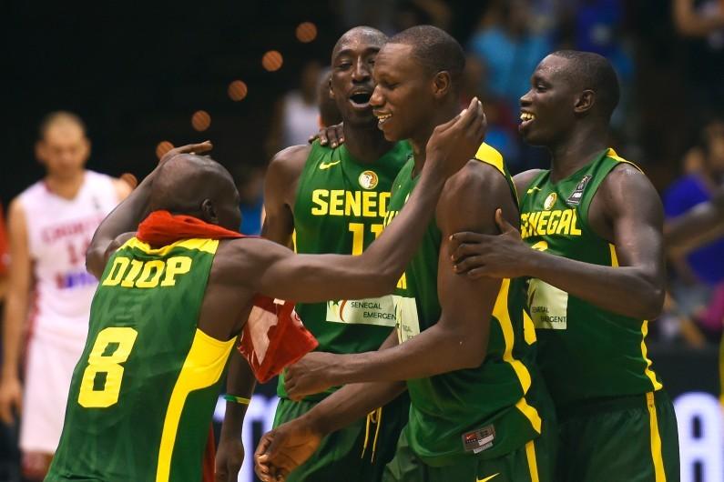 Tournoi international de basketball de Dakar : les Lions obtiennent trois victoires