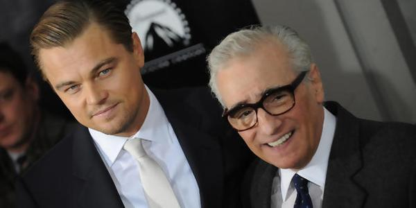 Leonardo DiCaprio et Martin Scorsese de nouveau réunis