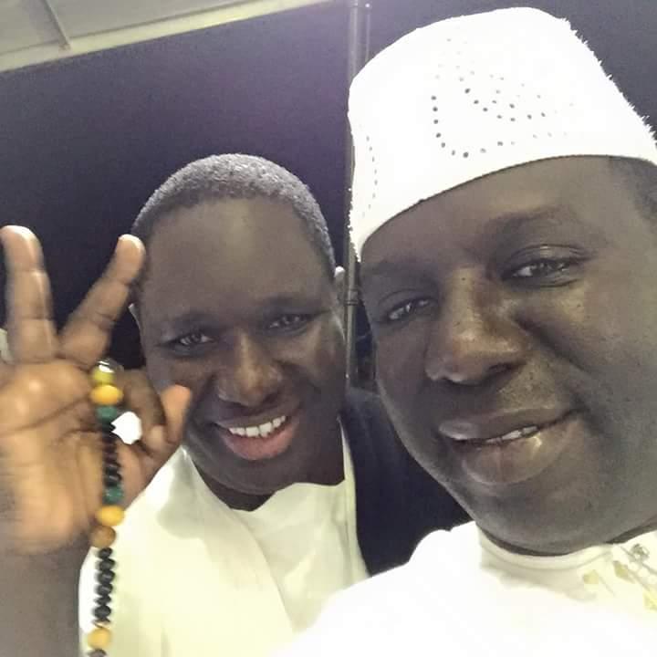 Fallou Dieng et Salam Diallo : Une belle complicité !
