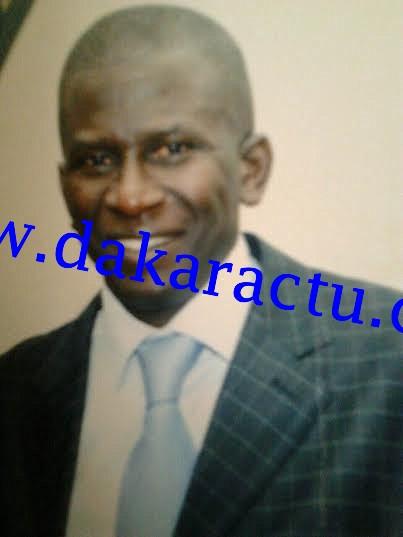 Voici Oumar Diatta, le garde du corps présidentiel décédé des suites d'une maladie