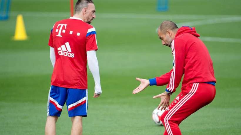 Bayern Munich : rien ne va plus pour Franck Ribéry