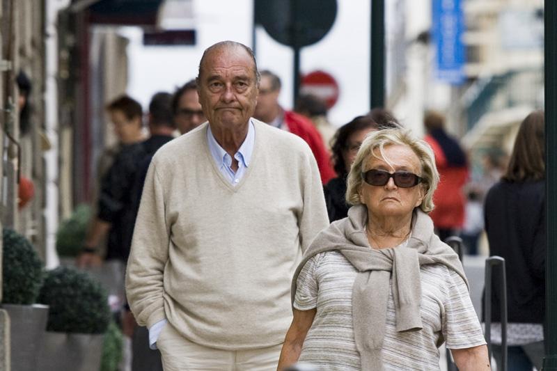 Le comportement de Bernadette Chirac envers son mari scandalise leurs amis