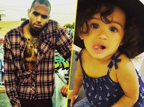 Chris Brown : trop mignonne, sa petite Royalty imite ses chorégraphies !