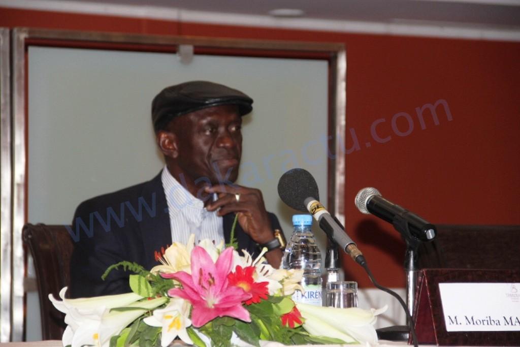 Cérémonie de dédicace : Moriba Magassouba retrace « La Machination » aboutissant au procès de Habré