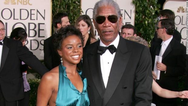La petite-fille de Morgan Freeman poignardée à mort…
