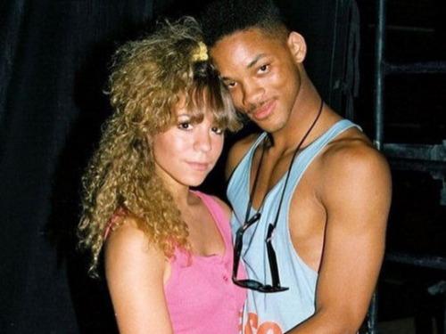 Quand Mariah Carey et Will Smith étaient les meilleurs amis du monde dans les années 1980