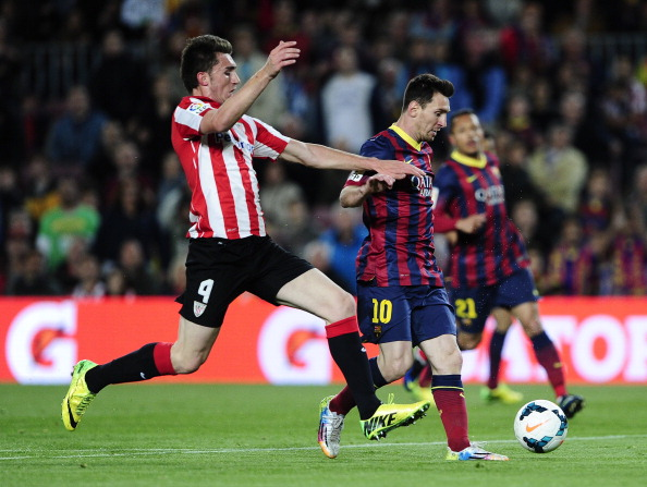 Match retour : Bilbao obtient le nul à Barcelone (1-1) et remporte le titre