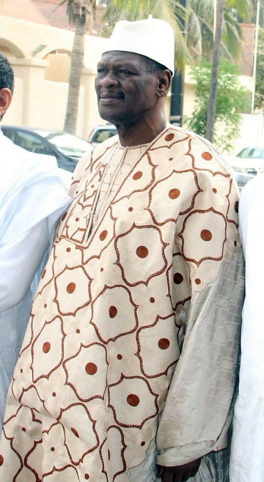NECROLOGIE : décès de Vieux Sing Faye, père de M'baye Dièye Faye