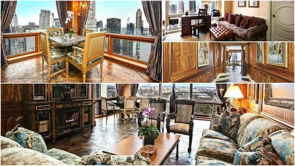 L'appartement de Cristiano Ronaldo  à 16,5 millions d'euros à New York