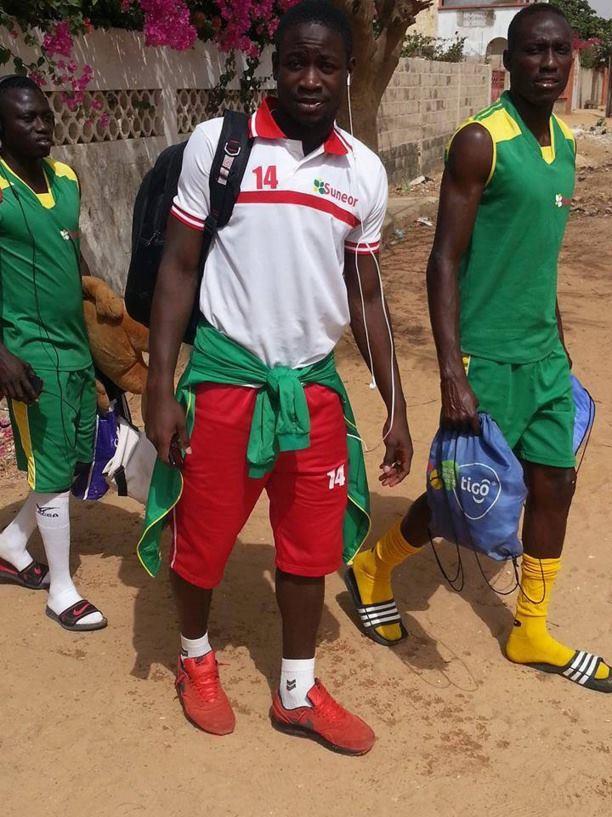 NÉCROLOGIE : Décès du footballeur de la SUNEOR Mamadou Salif N'diaye