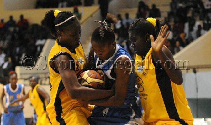SLBC championne du Sénégal et reine du Basket: les Saint-Lousiennes ont battu le Duc (63-57)