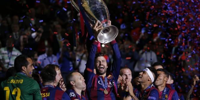 Ligue des champions: l'impuissance de la Premier League face au trio Real-Barça-Bayern