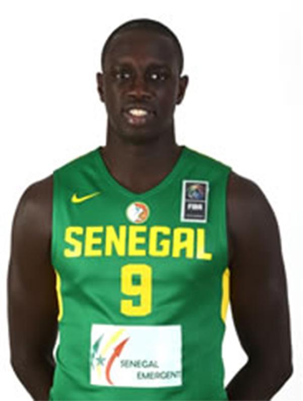 BASKET-BALL: Malèye Ndoye : '' Gorgui a compris son rôle''