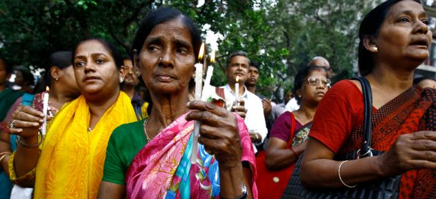 En Inde, deux jeunes filles ont été condamnées à être violées