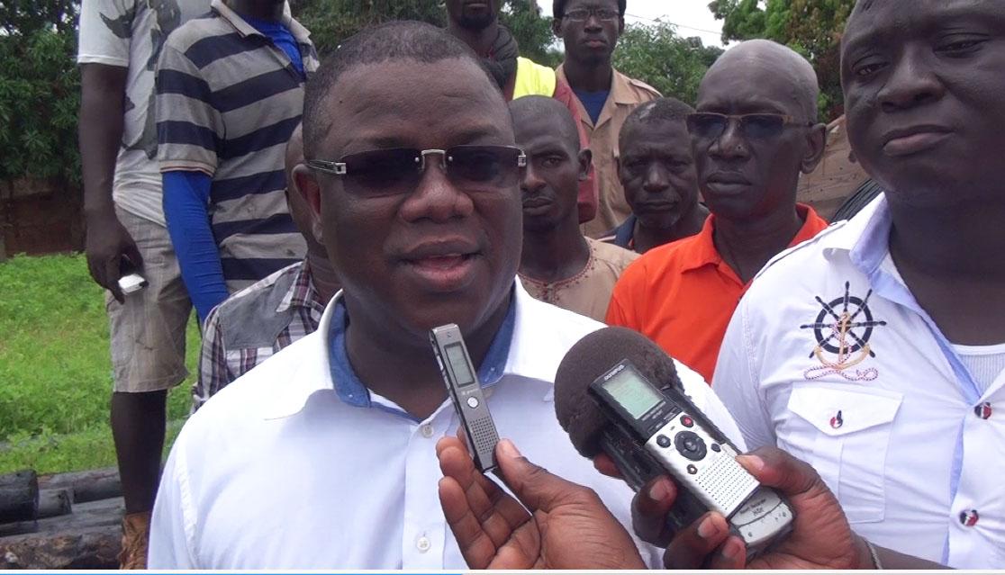 Baldé répond à Doudou Ka par le silence : « Je ne suis pas du même niveau… »