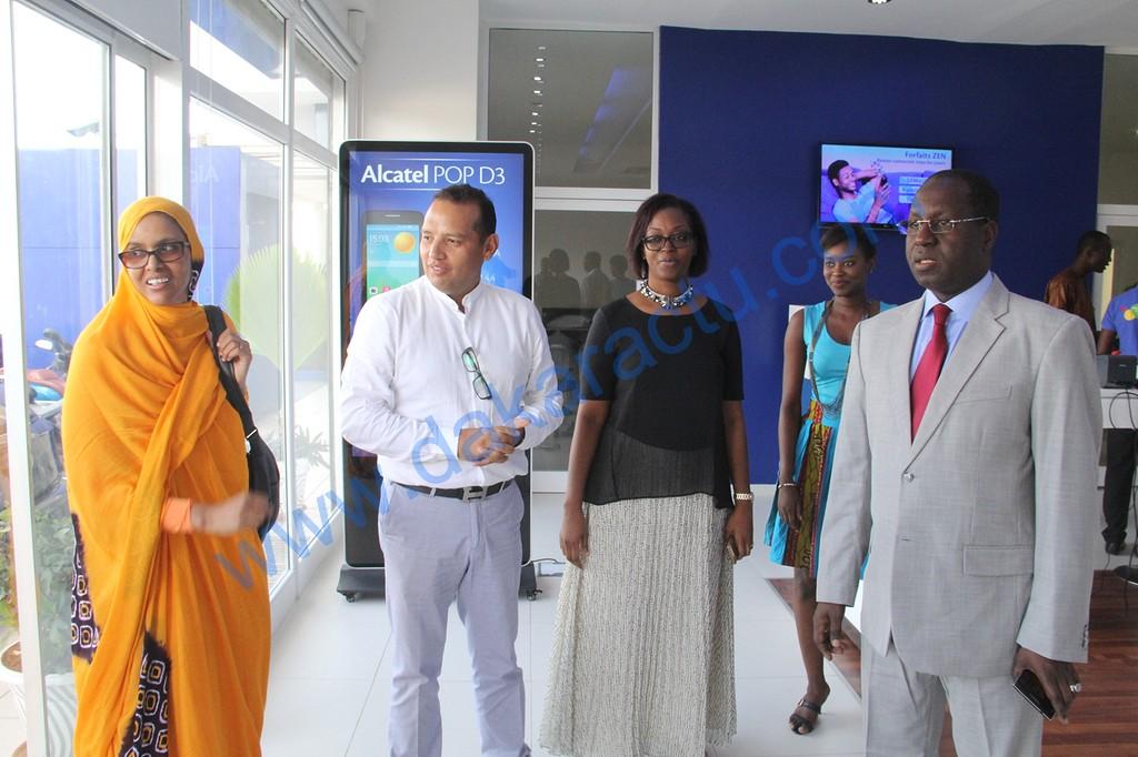 Visite du Directeur Général de l'ARTP chez les opérateurs : La portabilité en route…