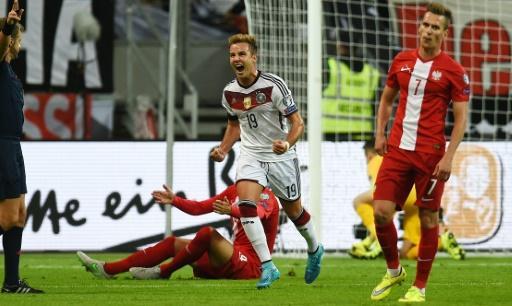 Euro-2016: l'Allemagne prend sa revanche