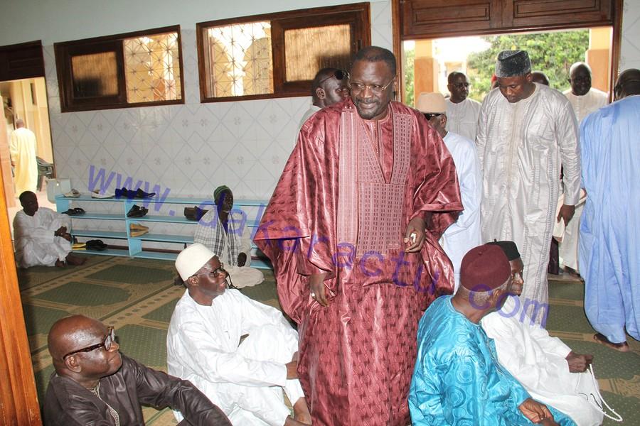 Les images du mariage de Aida Seck, fille de Papa Abdoulaye Seck ministre de l'agriculture au Point E
