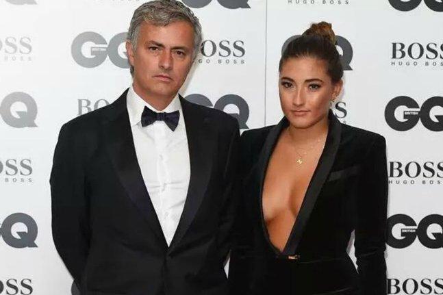 La tenue légère de la fille de José Mourinho