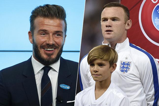 Le cadeau fou de Beckham à son fils