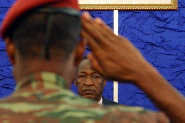 Situation au Burkina : Les prémonitions de Babacar Justin N'diaye