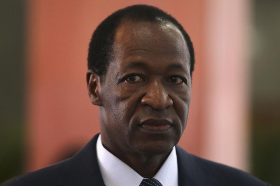 BURKINA FASO : L'ancien président Blaise Compaoré à Brazzaville