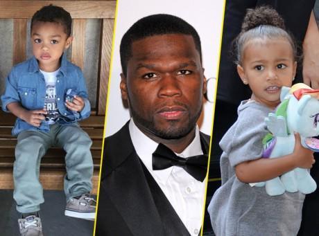 50 Cent veut que son fils sorte avec... North West !