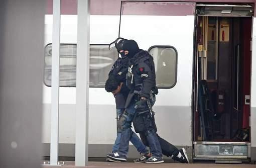 Thalys évacué à Rotterdam : Le suspect a été arrêté