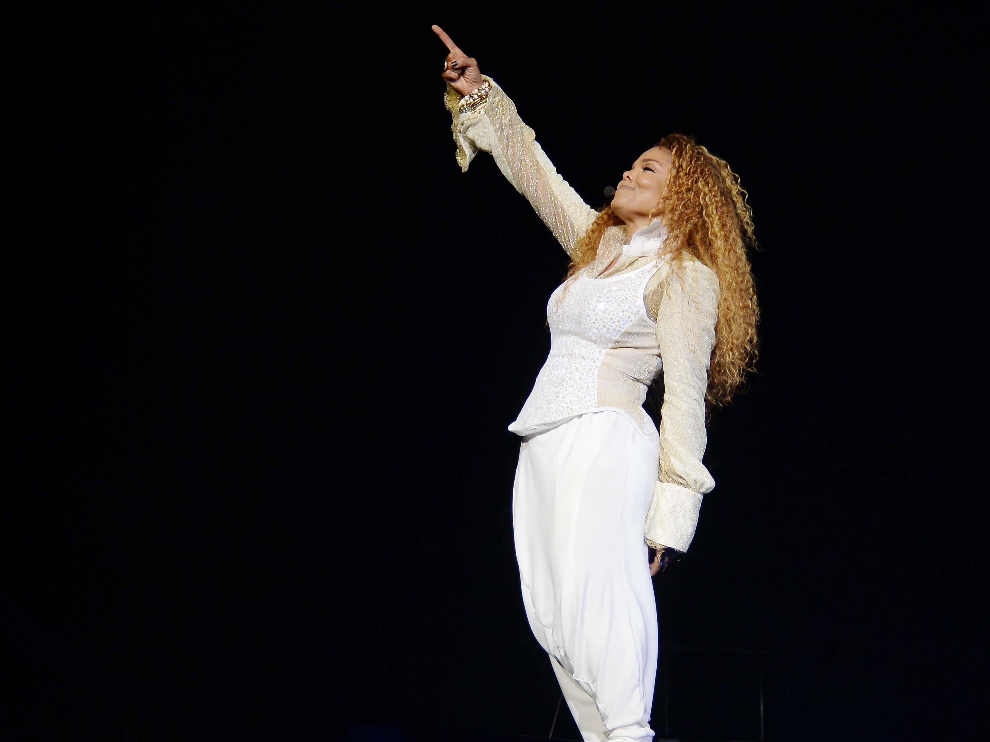 Janet Jackson s'est convertie à l'islam