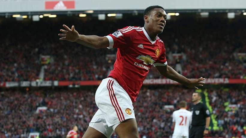 Premier League : un Martial en feu assure la victoire de Manchester United !