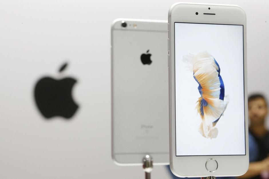 CHINE : DU SPERME CONTRE UN IPHONE 6S