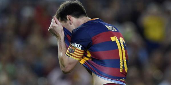 Messi n'est pas humain, selon Luis Enrique