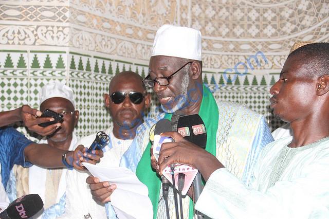 Les images de la prière de l'Aïd el Kébir à la Mosquée Omarienne