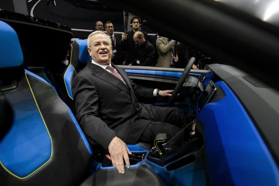 Diesel : une information judiciaire ouverte contre l'ex-patron de Volkswagen