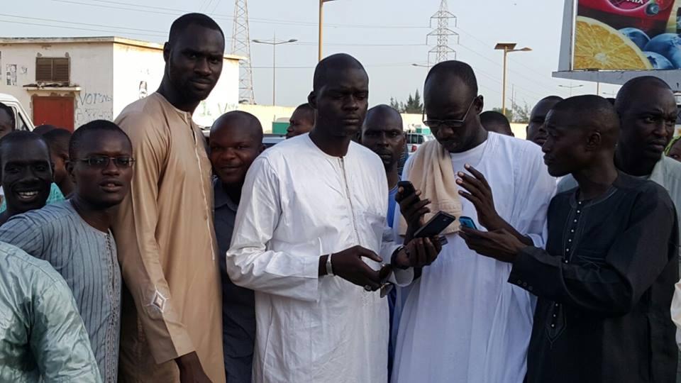 """Alinard Ndiaye : """"Karim WADE compatit à la souffrance des sénégalais"""""""