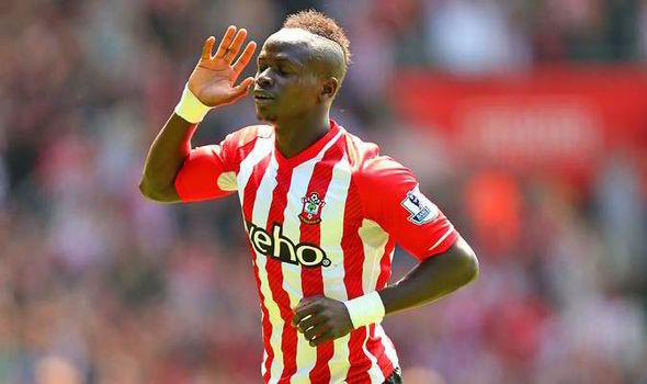 Angleterre: Sadio Mané, joueur du mois de Southampton