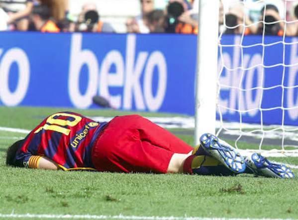 """""""Messi reviendra avant le délai"""""""