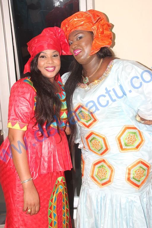 Une émulation saine, dynamique et loyale entre Amina Poté et Bijou N'goné   .....