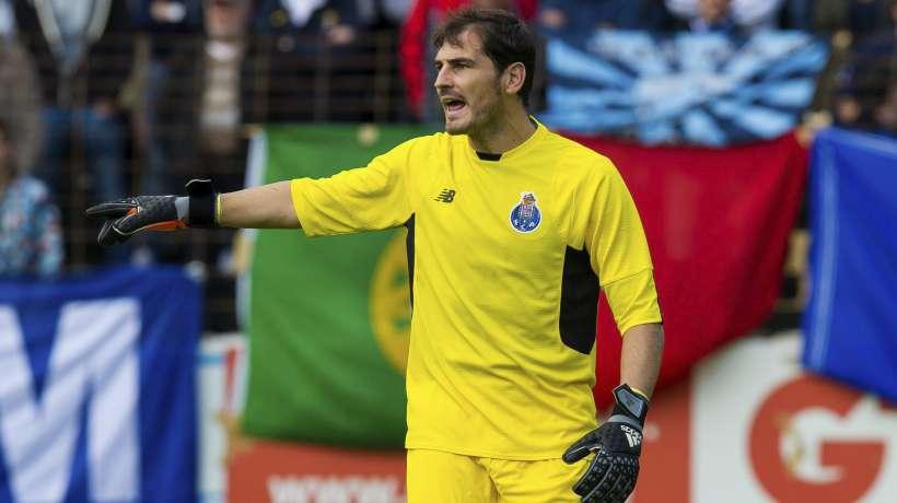 Porto : l'éclatante revanche du nouveau recordman Iker Casillas