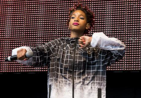 Willow Smith décroche un contrat de mannequin