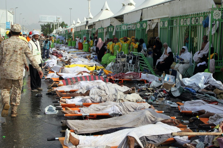 HAJ 2015 : L'Iran revoit fortement à la hausse le bilan de ses morts