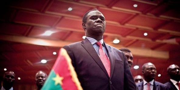 Burkina : comment Kafando a traversé l'épreuve du feu (Jeune Afrique)