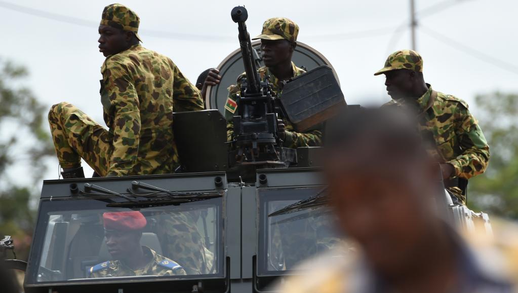 BURKINA : 60% des soldats appartenant au RSP ont rejoint l'armée régulière
