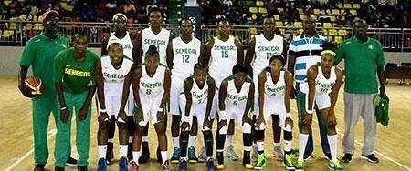 Afro basket Dames : Le Sénégal fait déjouer le Mali et gagne son ticket pour les demi-finales