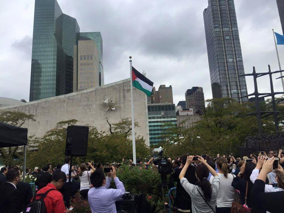 Levée historique du drapeau palestinien : L'ambassade de Palestine au Sénégal invite le Sénégal à l'effort pour l'établissement d'un Etat palestinien indépendant