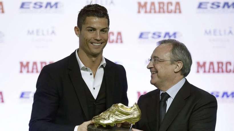 Le Real Madrid rend un vibrant hommage à son super buteur Cristiano Ronaldo !