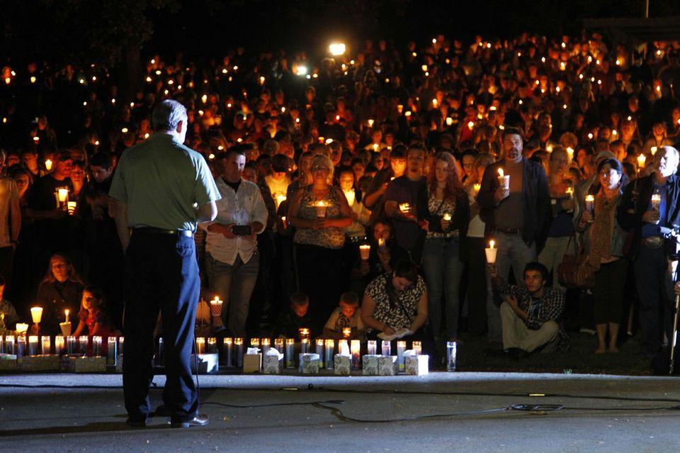 Oregon/Selon un témoin, le tueur a dit : «Levez-vous si vous êtes chrétien!»