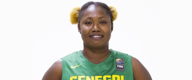 Equipe Nationale de Basket :  Bineta Diouf (37 ans) met fin à sa carrière