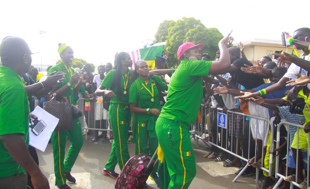 Afrobasket Féminin 2015 : Le retour triomphal des Lionnes au Sénégal