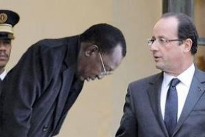 IDRISS DÉBY À PARIS POUR RÉGLER LE DOSSIER CENTRAFRICAIN